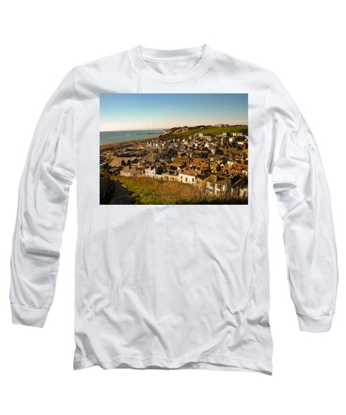 Hastings, Sussex, England Long Sleeve T-Shirt