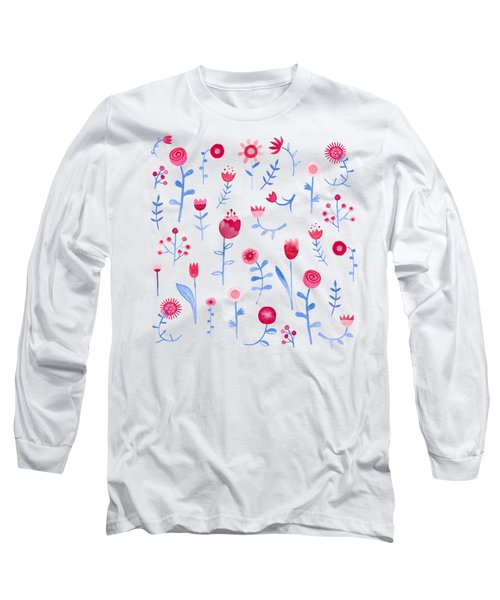 Hayfever Long Sleeve T-Shirt by Nic Squirrell