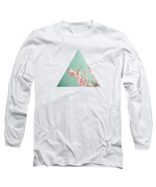 Hazy Sunshine Long Sleeve T-Shirt