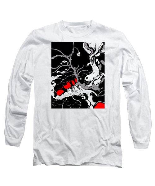 Head Case Long Sleeve T-Shirt