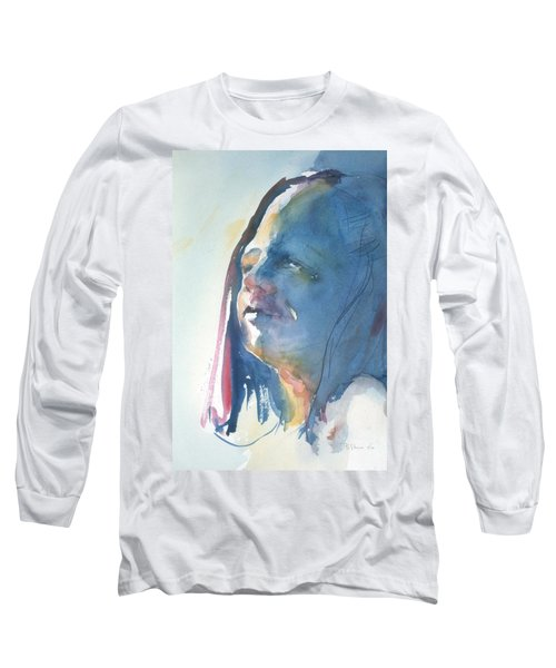 Head Study8 Long Sleeve T-Shirt