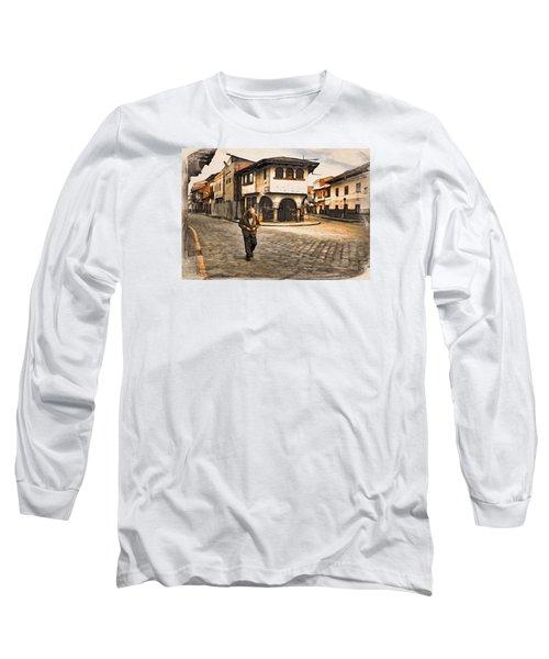 Heading Home Alone Long Sleeve T-Shirt