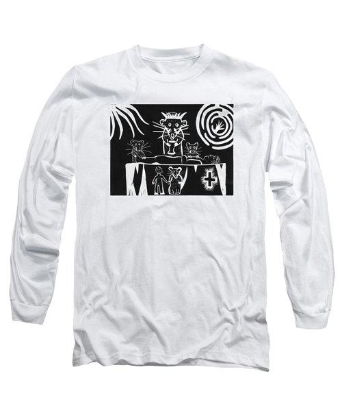 Healers Long Sleeve T-Shirt