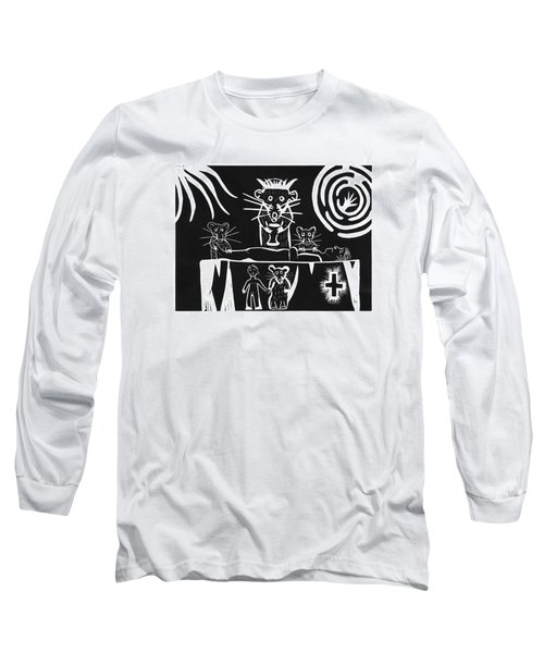 Healers Long Sleeve T-Shirt