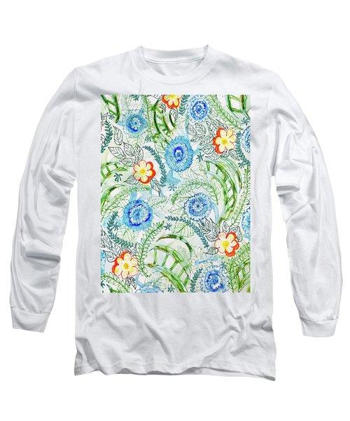 Healing Garden Long Sleeve T-Shirt