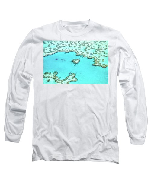 Heart Of The Reef Long Sleeve T-Shirt