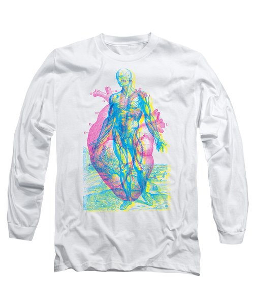 Heart-venus Long Sleeve T-Shirt