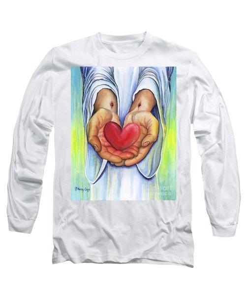 Heart's Desire Long Sleeve T-Shirt