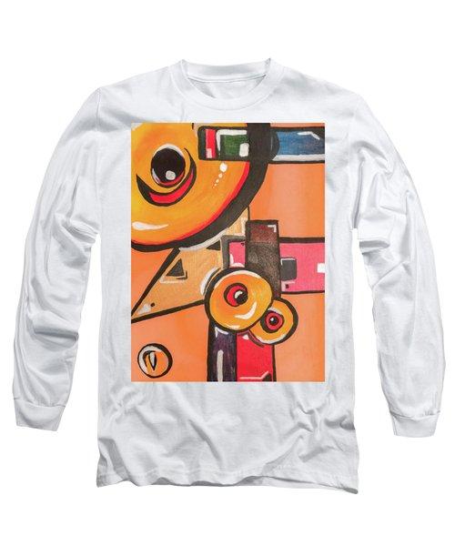 Heat Seek Long Sleeve T-Shirt