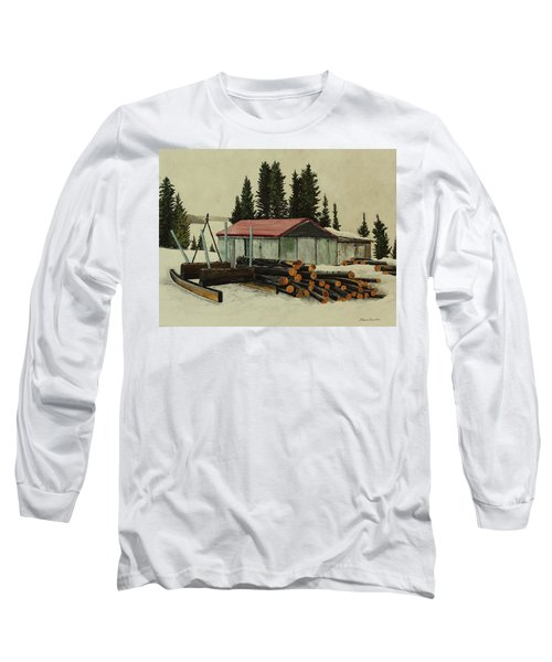 Heating Long Sleeve T-Shirt