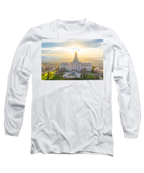 Heavenly Glow Long Sleeve T-Shirt