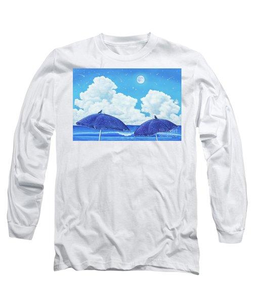 Heavenly Shower Long Sleeve T-Shirt