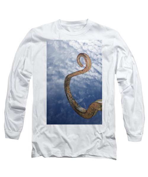Heavenly Sky Hook Long Sleeve T-Shirt