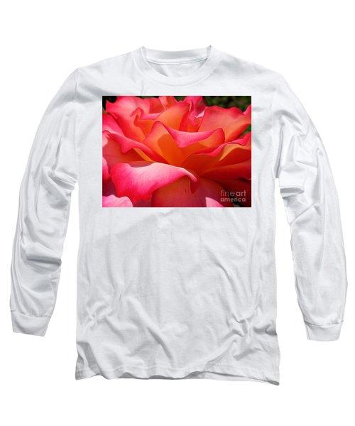 Heavy Petal Long Sleeve T-Shirt