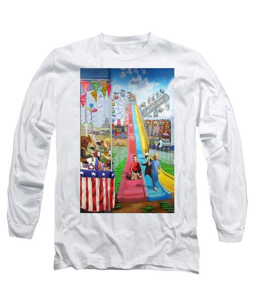 Hecksher Park Fair Long Sleeve T-Shirt