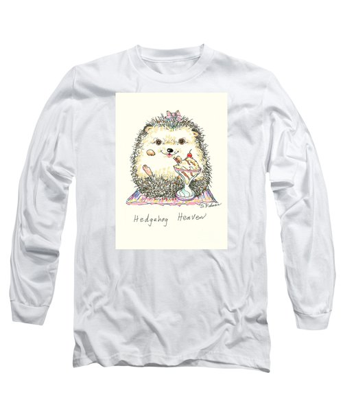 Hedgehog Heaven Long Sleeve T-Shirt