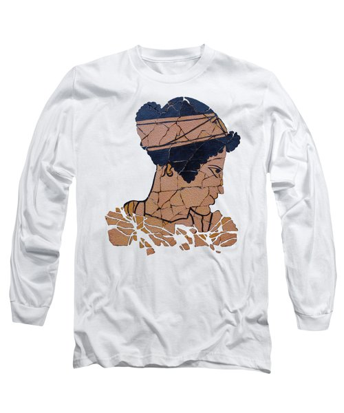 Helen Of Troy Long Sleeve T-Shirt