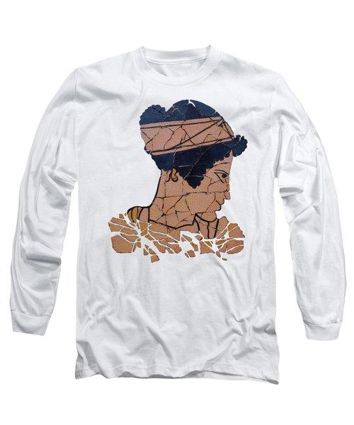 Helen Of Troy Long Sleeve T-Shirt