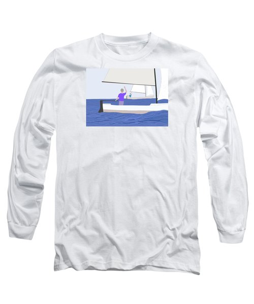 Hello Old Friend Long Sleeve T-Shirt