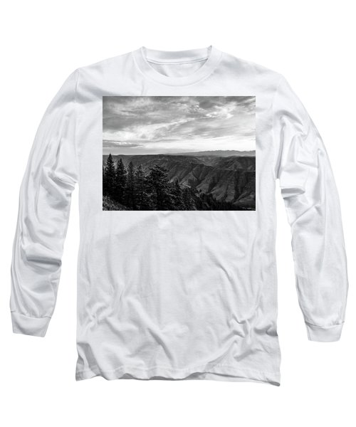Hells Canyon Drama Long Sleeve T-Shirt
