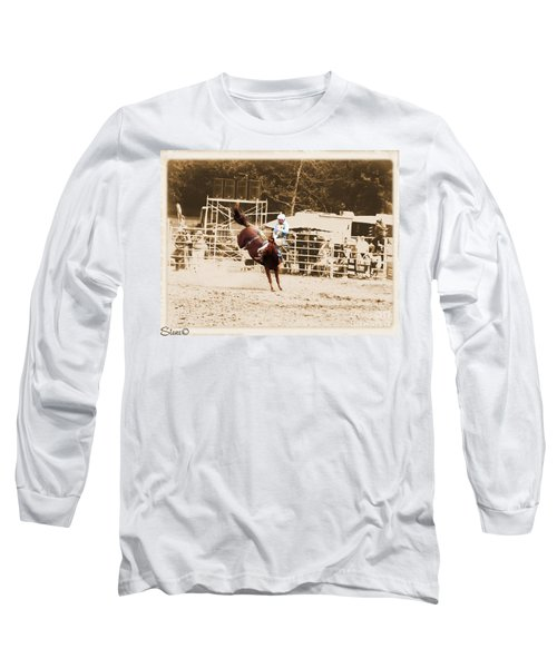 Helluva Rodeo-the Ride 3 Long Sleeve T-Shirt