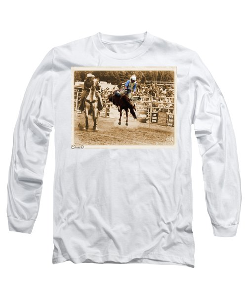 Helluva Rodeo-the Ride 5 Long Sleeve T-Shirt