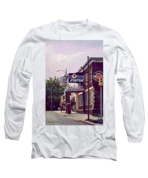 Hemlock Hotel Long Sleeve T-Shirt