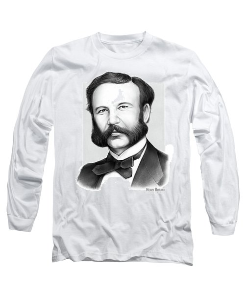 Henry Dunant Long Sleeve T-Shirt