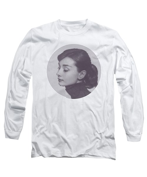 Hepburn Long Sleeve T-Shirt by Zachary Witt