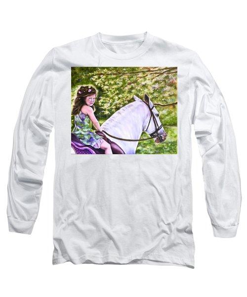 Her Guardian Long Sleeve T-Shirt