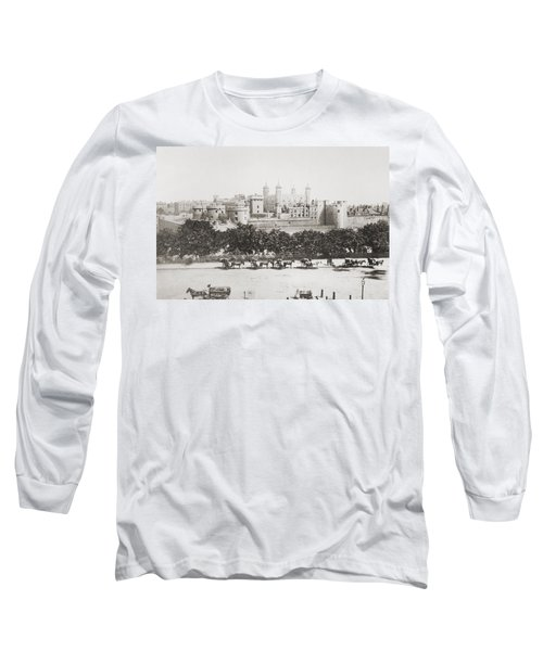 Her Majesty S Royal Palace And Long Sleeve T-Shirt