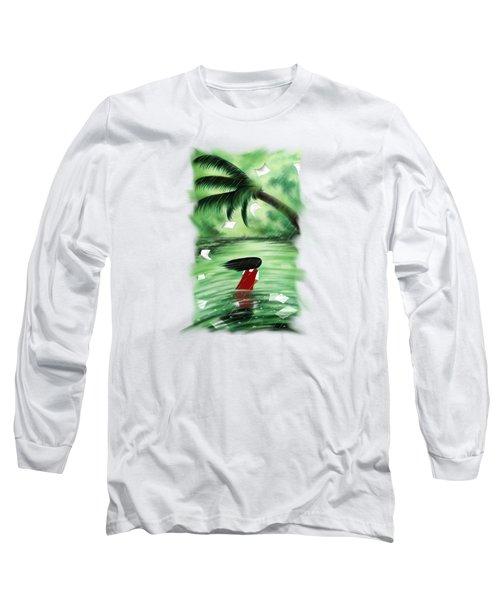 Her Storm Long Sleeve T-Shirt