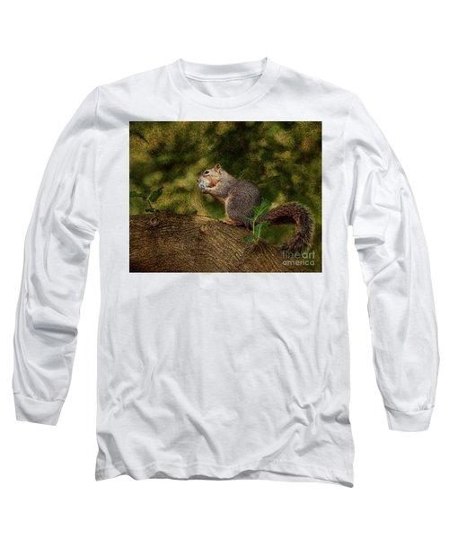 Her Treasure Long Sleeve T-Shirt