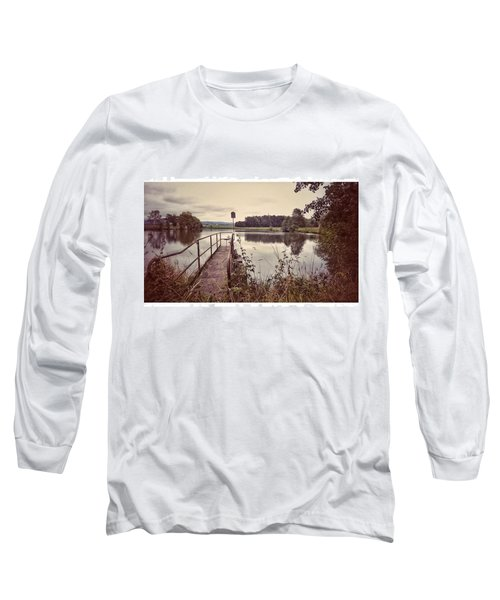 Herbsttage  #herbst #thüringen Long Sleeve T-Shirt