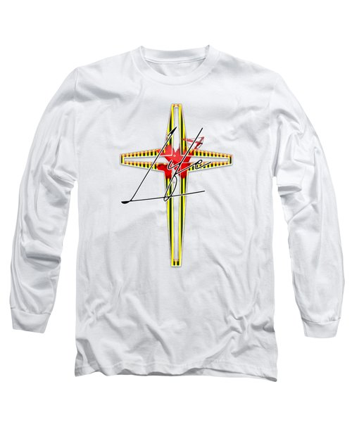 Here Shall Thy Proud Waves Be Stayed Long Sleeve T-Shirt