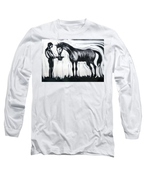 Here's All I Have Long Sleeve T-Shirt