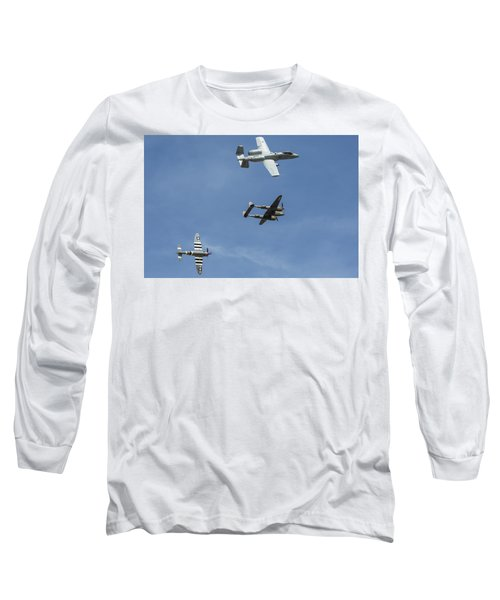 Heritage Flight Break Long Sleeve T-Shirt