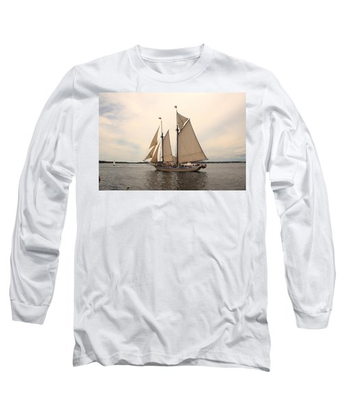 Heritage In Penobscot Bay Long Sleeve T-Shirt