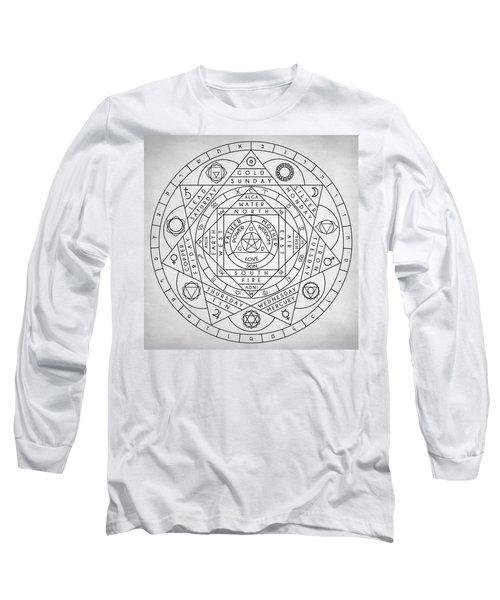 Hermetic Principles Long Sleeve T-Shirt