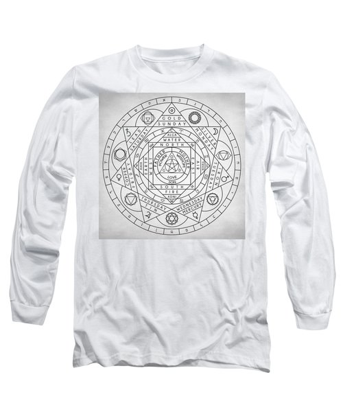 Hermetic Principles Long Sleeve T-Shirt