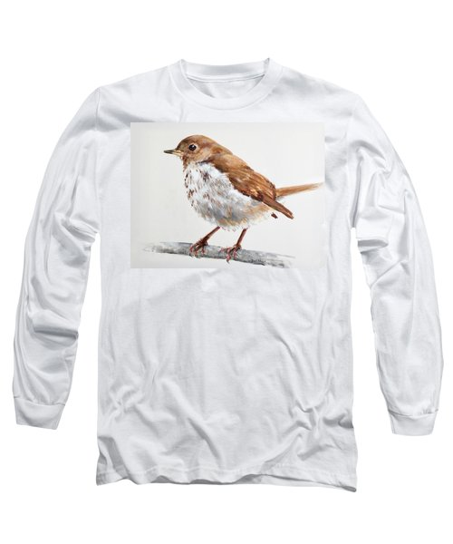 Hermit Thrush Long Sleeve T-Shirt