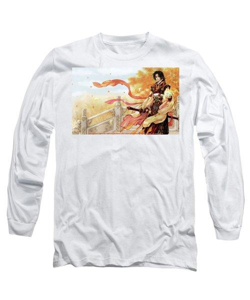 Hetalia Axis Powers Long Sleeve T-Shirt