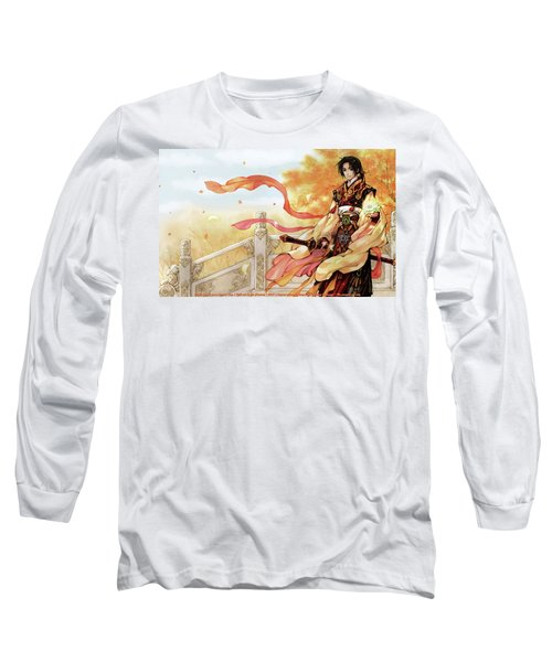 Hetalia Axis Powers Long Sleeve T-Shirt
