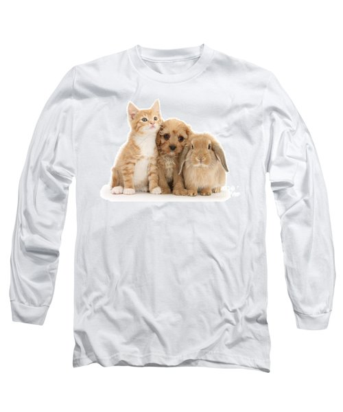 Hey, Move Over, You're Upstaging Me Long Sleeve T-Shirt