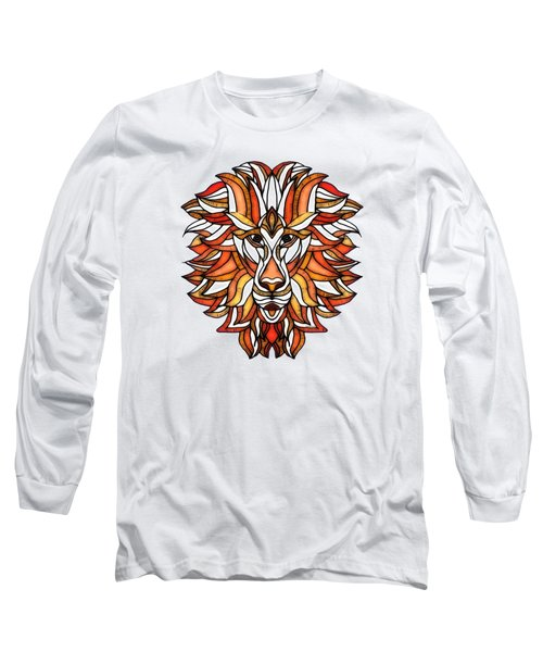 Hi Long Sleeve T-Shirt by Gabriella Weninger - David