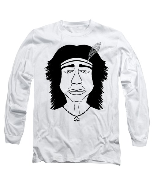 Hiawatha Long Sleeve T-Shirt