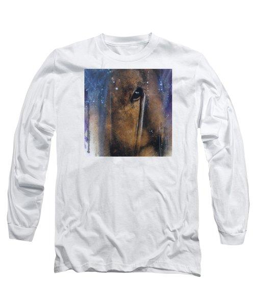 Hidden Horse Long Sleeve T-Shirt