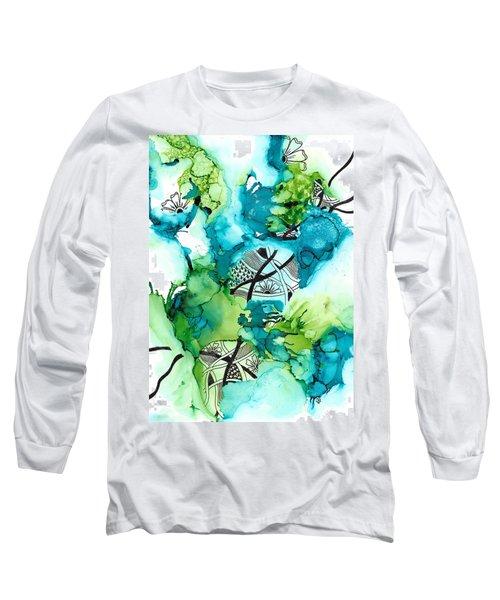 Hidden Treasure Long Sleeve T-Shirt