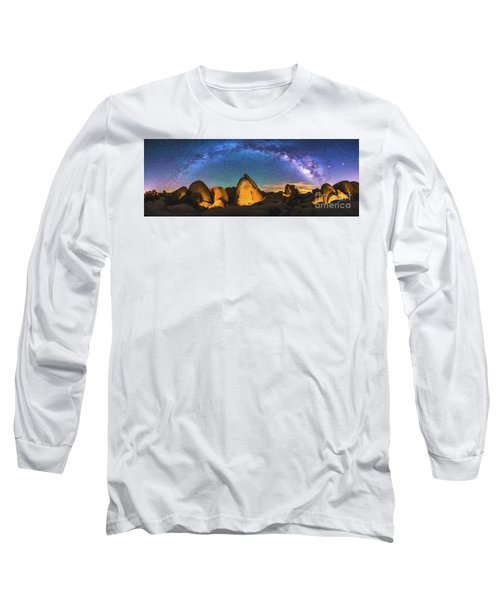 Hidden Valley Milky Way Long Sleeve T-Shirt