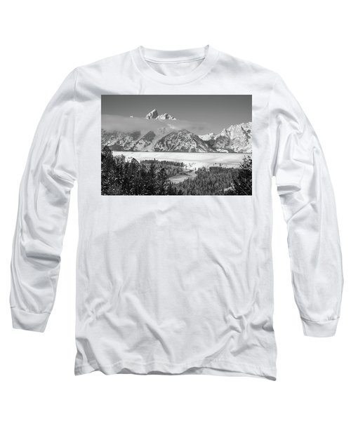 High Band Long Sleeve T-Shirt